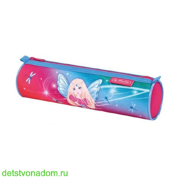 Пенал-тубус Herlitz Rainbow Fairy