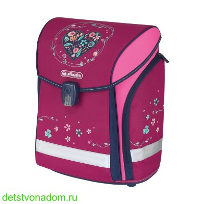 Ранец Herlitz New Midi Heart  50027521