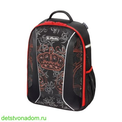 Рюкзак Herlitz be.bag AIRGO Royalty 50015085