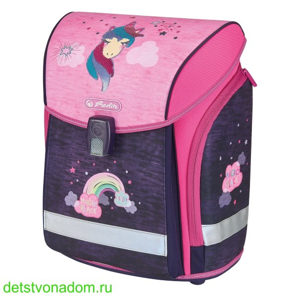 Ранец Herlitz New Midi Unicorn  50027514