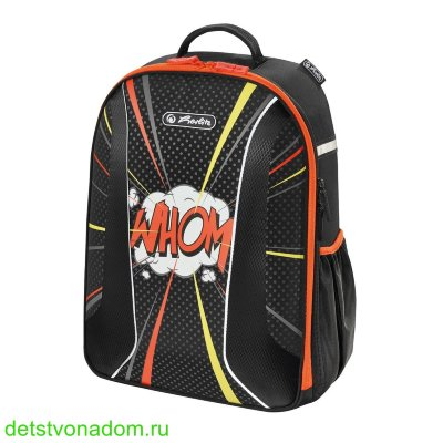 Рюкзак Herlitz be.bag AIRGO Comic Whom 50015153