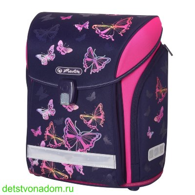 Ранец Herlitz New Midi Rainbow Butterfly 50027538